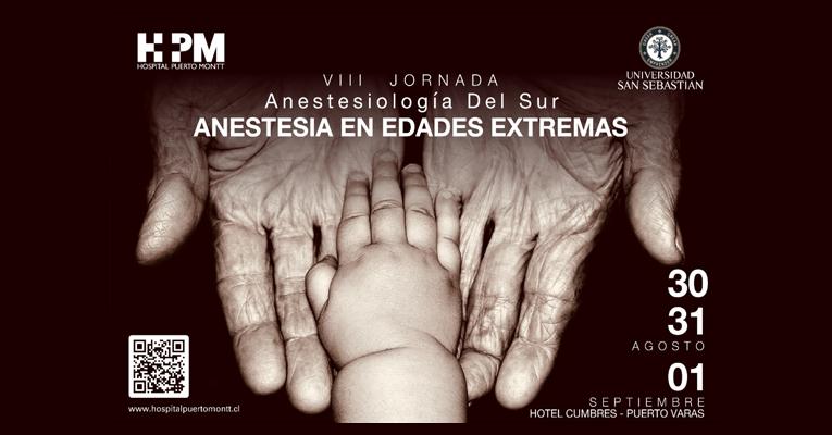 VII Jornada Anestesiología Del Sur 2018: \